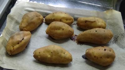 安納こがねの焼き芋